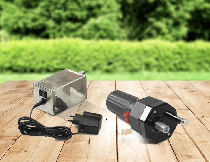 Motor für GRILLMASTER 10, batterienbetrieben