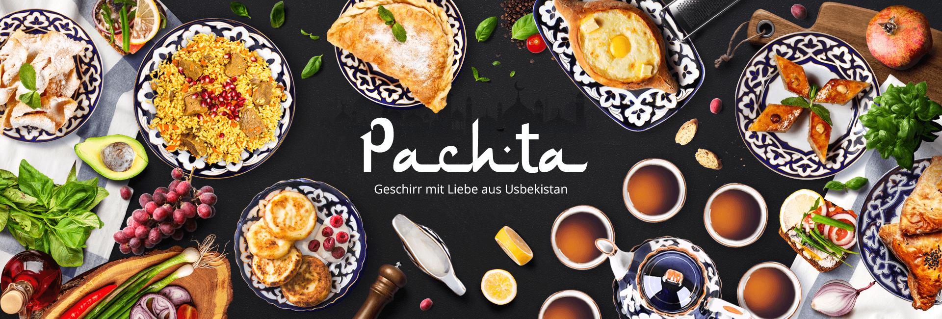 Pachta - mit Liebe aus Usbekistan