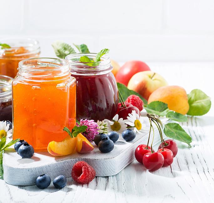 Marmeladen / Konfitüren