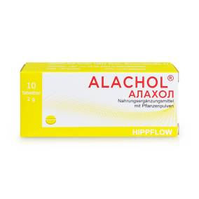 Alachol, 10 Tabletten